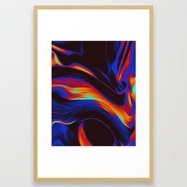 Draz Framed Art Print