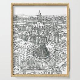 Dresden Serving Tray