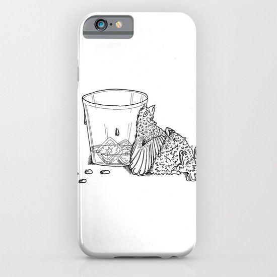 Thirsty Grouse iPhone & iPod Case