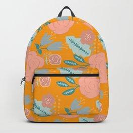 Sunny Florals Backpack