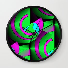 2D - abstraction -2c- Wall Clock
