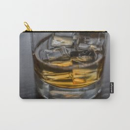 Scotch on the Rocks Carry-All Pouch