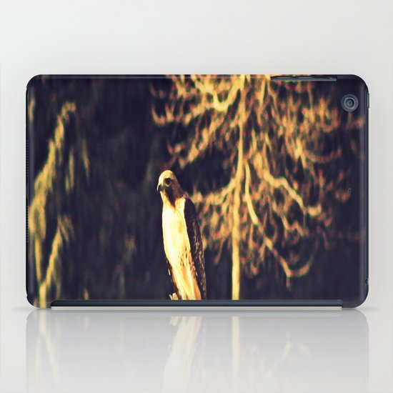 Peregrine Falcon iPad Case