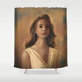 Godess Shower Curtain