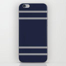 Ravenclaw Stripes iPhone Skin
