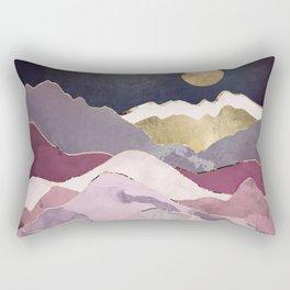 Raspberry Dream Rectangular Pillow
