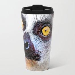 Lemur #lemur #animals Travel Mug