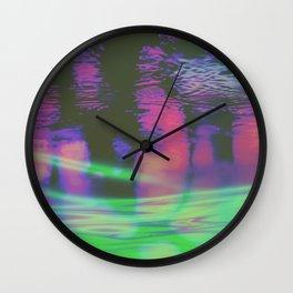 METROS Wall Clock