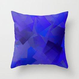 Secret hoart of water ... Throw Pillow