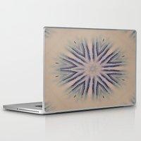 snowflake Laptop & iPad Skins featuring Snowflake by Shereen Yap