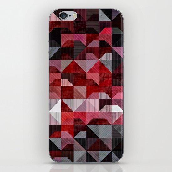 pyttyrnn iPhone & iPod Skin