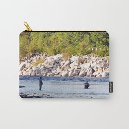 Salmon Fishing Carry-All Pouch