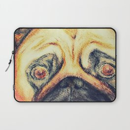 Grunt The Pug Laptop Sleeve