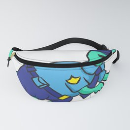Dinosaurs police prison Gift Fanny Pack