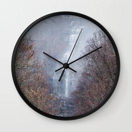 Amicalola Falls Wall Clock