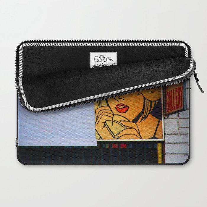 Pop Street Art Laptop Sleeve