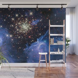 Star Cluster Wall Mural