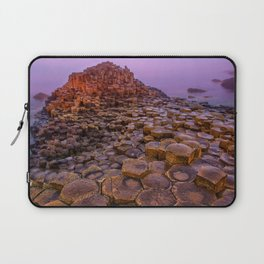 When the sun raises Laptop Sleeve
