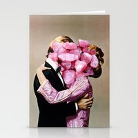 eugenia loli Stationery Cards featuring Rocky Start by Eugenia Loli