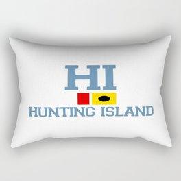 Hunting Island - South Carolina. Rectangular Pillow