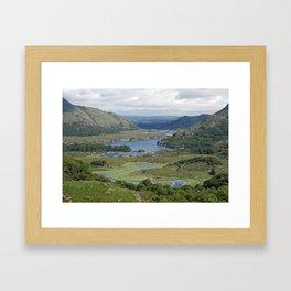 Lady's View - Ireland Framed Art Print