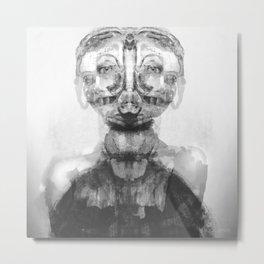"""Study for a Portrait, No. 314"" Metal Print"