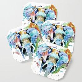 Animal painting Coaster