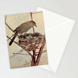 Neltje Blanchan - Bird Neighbours (1903) - Catbird Stationery Cards