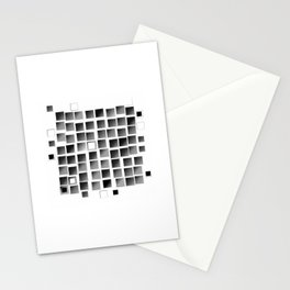 Pixel  Fashion 03 Stationery Cards