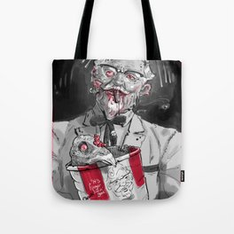 It's Finger Chewin' Good! Tote Bag