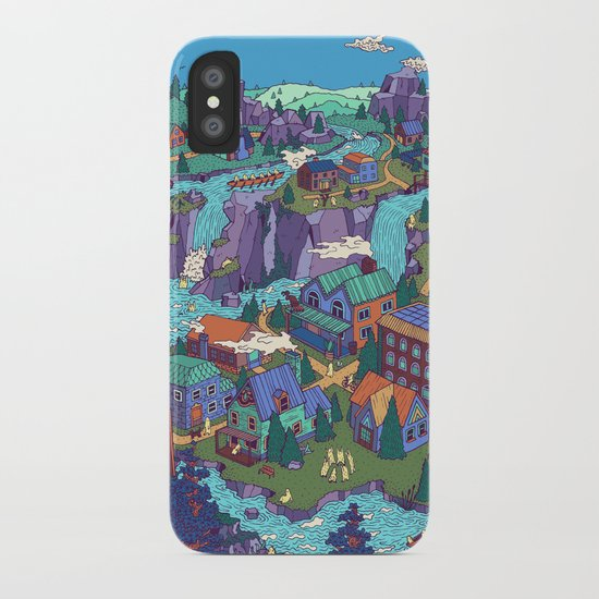 Try Not to Step on Anything This Time iPhone Case