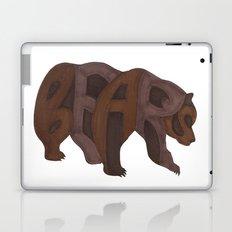 Bears Typography Laptop & iPad Skin