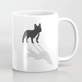 Wild At Heart - Black French Bulldog Coffee Mug