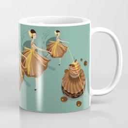 Caramel Salted Butter Choux  Coffee Mug