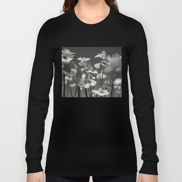 The weight of a feather Long Sleeve T-shirt
