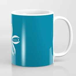 Sand Dollar Doves Talisman Coffee Mug