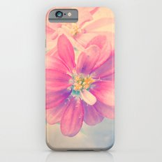 Flowers forest  Slim Case iPhone 6s