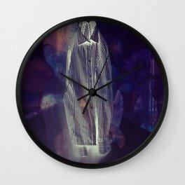 Flay Wall Clock