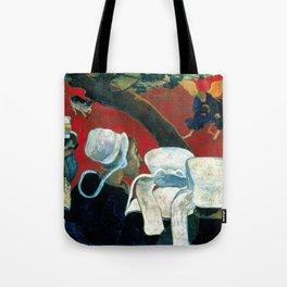 """Paul Gauguin """"La vision après le sermon (Vision After the Sermon)"""" Tote Bag"""