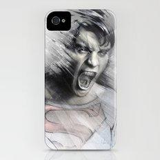 Superheroes SF Slim Case iPhone (4, 4s)