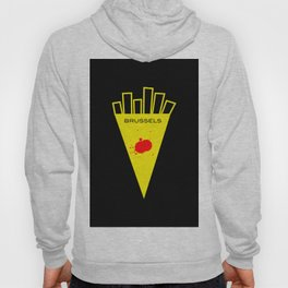 Brussels Belgian Fries, the Best of the World Hoody