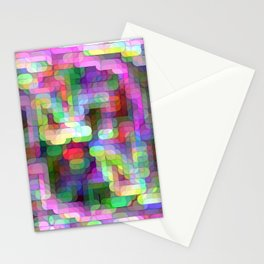 Re-Created Laurels VI by Robert S. Lee Stationery Cards