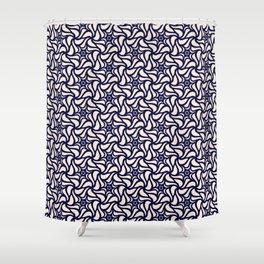Pattern flower 4 Shower Curtain