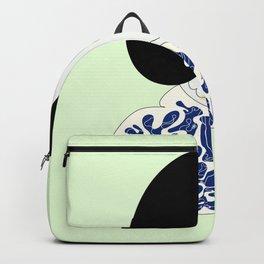The Sad Mona Lisa Backpack
