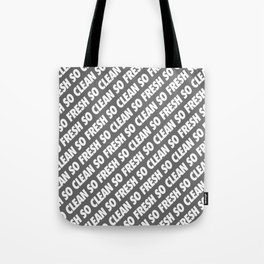 #TBT - SOFRESHSOCLEAN (REMIX) Tote Bag