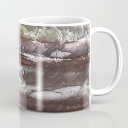 Gray brown marble Coffee Mug
