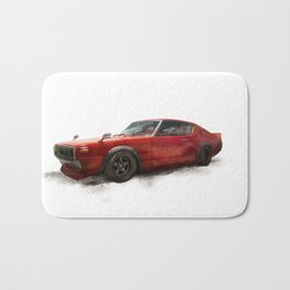 Nissan skyline 70, 1970 Bath Mat