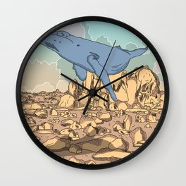 After Death Wall Clock