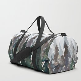 Siberian Forest Duffle Bag