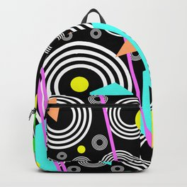 1980's Backpack